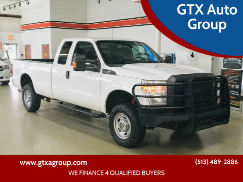 2015 Ford F-350 Super Duty for sale at GTX Auto Group in West Chester OH