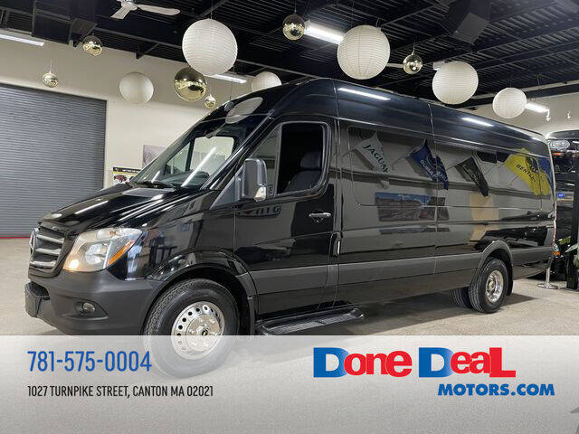 2017 Mercedes-Benz Sprinter Cab Chassis for sale at DONE DEAL MOTORS in Canton MA