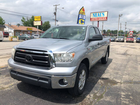 2011 Toyota Tundra for sale at Neals Auto Sales in Louisville KY
