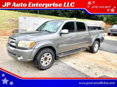 2006 Toyota Tundra for sale at JP Auto Enterprise LLC in Duluth GA