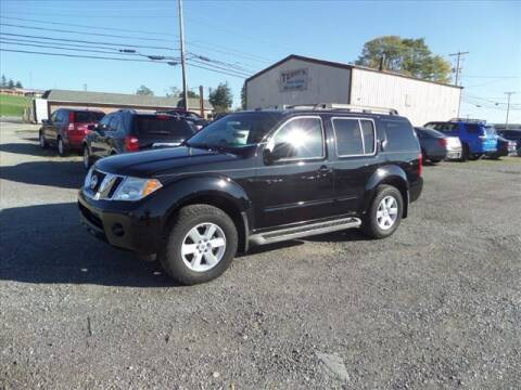 2008 Nissan Pathfinder for sale at Terrys Auto Sales in Somerset PA
