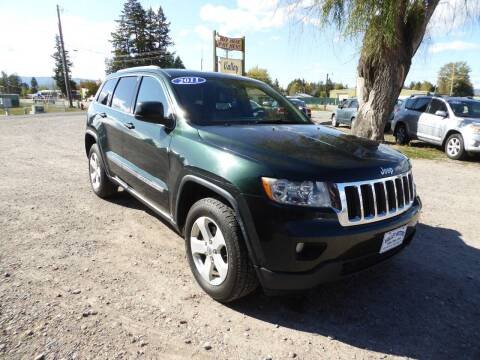2011 Jeep Grand Cherokee for sale at VALLEY MOTORS in Kalispell MT