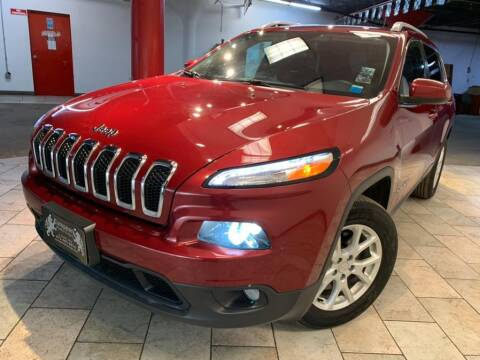 2017 Jeep Cherokee for sale at EUROPEAN AUTO EXPO in Lodi NJ
