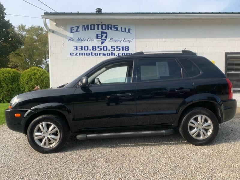 2009 Hyundai Tucson for sale at EZ Motors in Deerfield OH