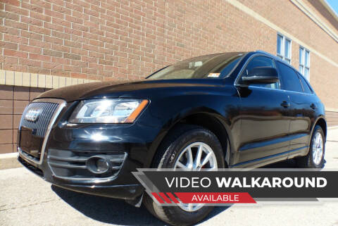 2012 Audi Q5 for sale at Macomb Automotive Group in New Haven MI