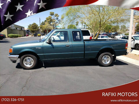 1995 Ford Ranger for sale at RAFIKI MOTORS in Henderson NV
