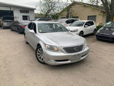 2008 Lexus LS 460 for sale at Bad Credit Call Fadi in Dallas TX