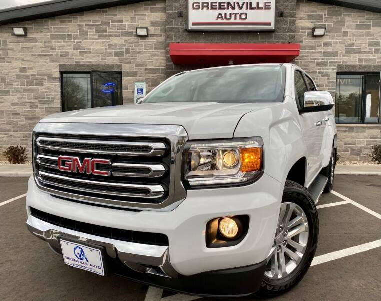 2019 GMC Canyon for sale at GREENVILLE AUTO & RV in Greenville WI