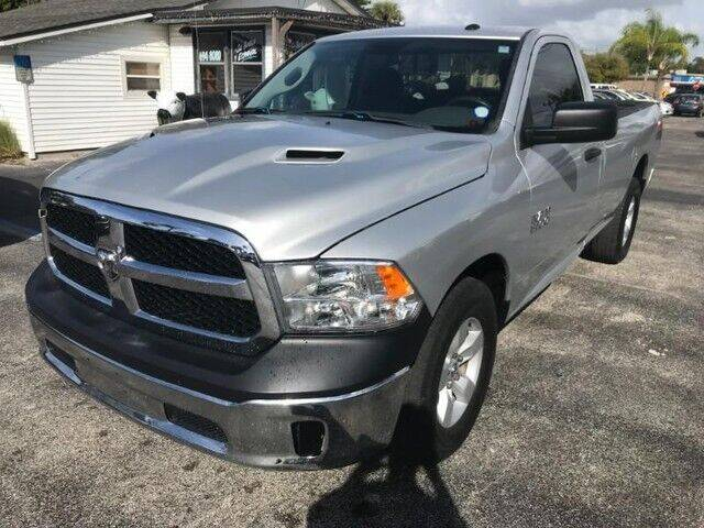 2017 RAM Ram Pickup 1500 for sale at Denny's Auto Sales in Fort Myers FL