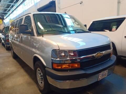 2018 Chevrolet Express Passenger for sale at Northwest Van Sales in Portland OR