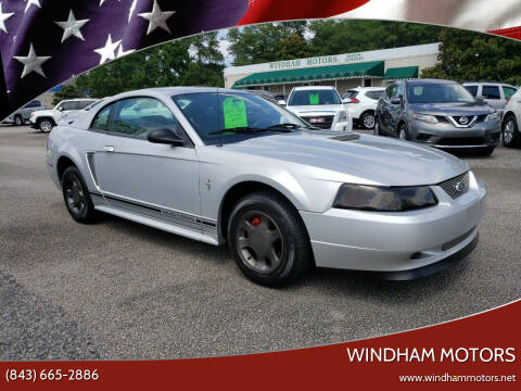 2000 Ford Mustang for sale at Windham Motors in Florence SC