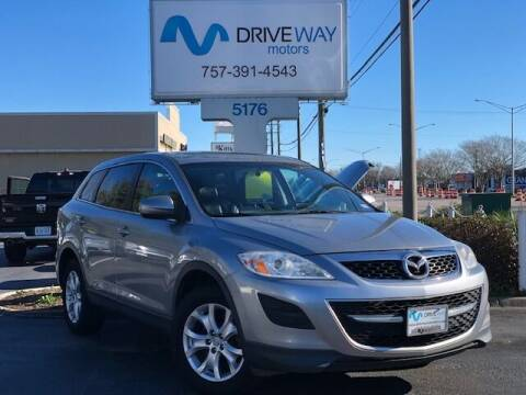 2011 Mazda CX-9 for sale at Driveway Motors in Virginia Beach VA