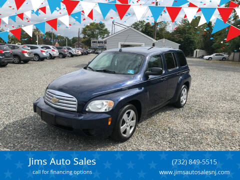 2011 Chevrolet HHR for sale at Jims Auto Sales in Lakehurst NJ