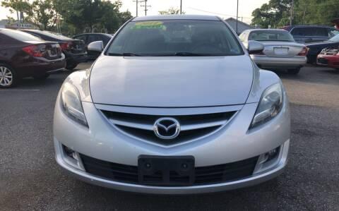 2011 Mazda MAZDA6 for sale at Advantage Motors in Newport News VA