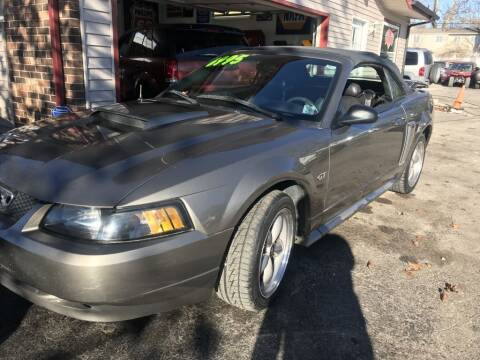 2002 Ford Mustang for sale at Indy Motorsports in St. Charles MO