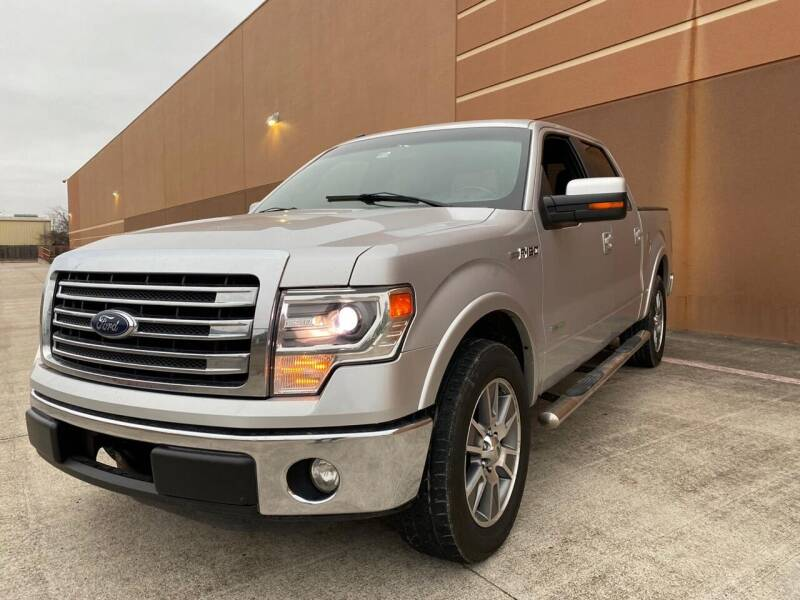 2014 Ford F-150 for sale at ALL STAR MOTORS INC in Houston TX