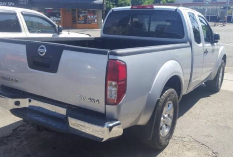 2011 Nissan Frontier for sale at Father & Sons Auto Sales in Leeds NY