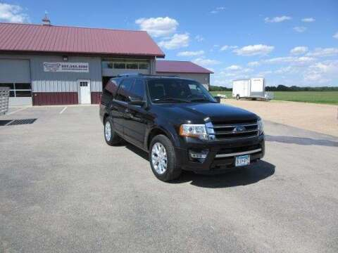 2015 Ford Expedition for sale at Stoufers Auto Sales, Inc in Madison Lake MN