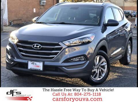 2016 Hyundai Tucson for sale at DFS Auto Group of Richmond in Richmond VA