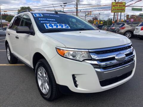2013 Ford Edge for sale at Active Auto Sales in Hatboro PA