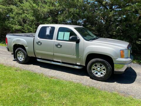 2007 GMC Sierra 1500 for sale at Kansas Car Finder in Valley Falls KS