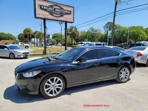 2014 Mazda MAZDA6 for sale at Trust Motors in Jacksonville FL
