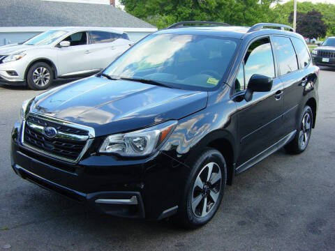 2017 Subaru Forester for sale at North South Motorcars in Seabrook NH