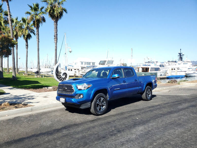 2018 Toyota Tacoma for sale at Imports Auto Sales & Service in Alameda CA