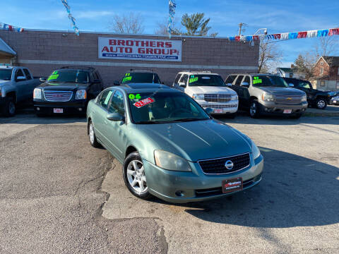 2006 Nissan Altima for sale at Brothers Auto Group in Youngstown OH