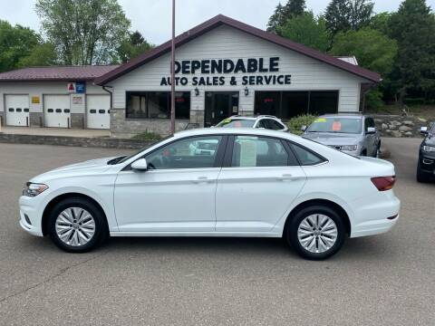 2019 Volkswagen Jetta for sale at Dependable Auto Sales and Service in Binghamton NY