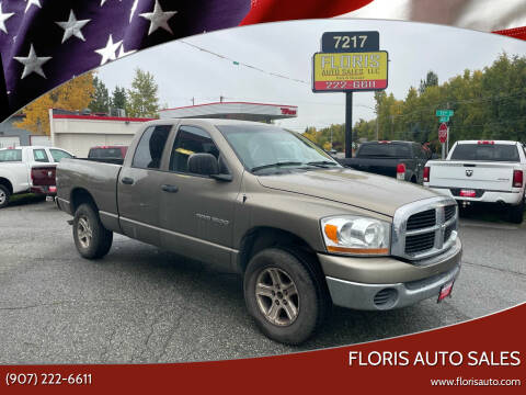 2006 Dodge Ram Pickup 1500 for sale at FLORIS AUTO SALES in Anchorage AK