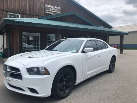 2014 Dodge Charger for sale at Coeur Auto Sales in Hayden ID
