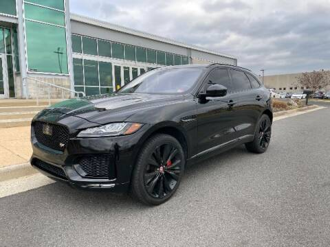 2017 Jaguar F-PACE for sale at Motorcars Washington in Chantilly VA