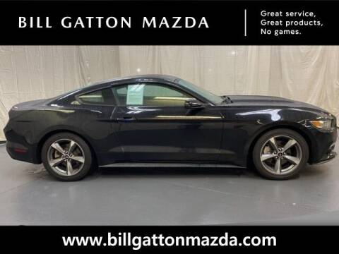 2016 Ford Mustang for sale at Bill Gatton Used Cars - BILL GATTON ACURA MAZDA in Johnson City TN