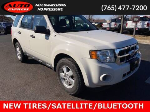 2010 Ford Escape for sale at Auto Express in Lafayette IN