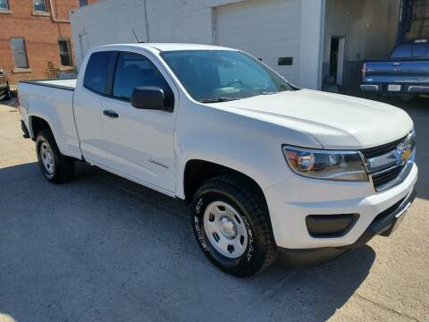 2016 Chevrolet Colorado for sale at Apex Auto Sales in Coldwater KS