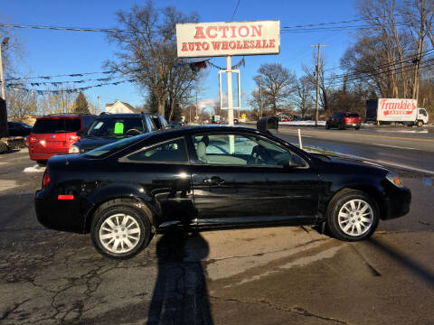 2010 Chevrolet Cobalt for sale at Action Auto Wholesale in Painesville OH