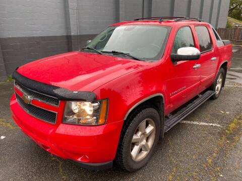 2008 Chevrolet Avalanche for sale at APX Auto Brokers in Lynnwood WA