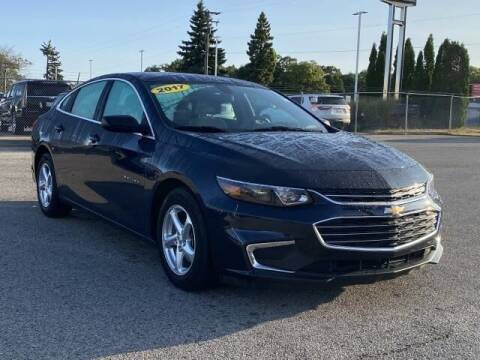 2017 Chevrolet Malibu for sale at Betten Baker Preowned Center in Twin Lake MI