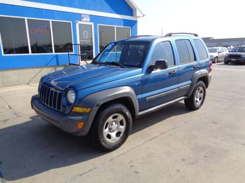 2005 Jeep Liberty for sale at America Auto Inc in South Sioux City NE