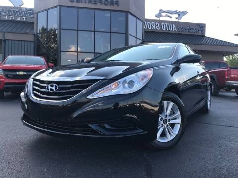2011 Hyundai Sonata for sale at FASTRAX AUTO GROUP in Lawrenceburg KY