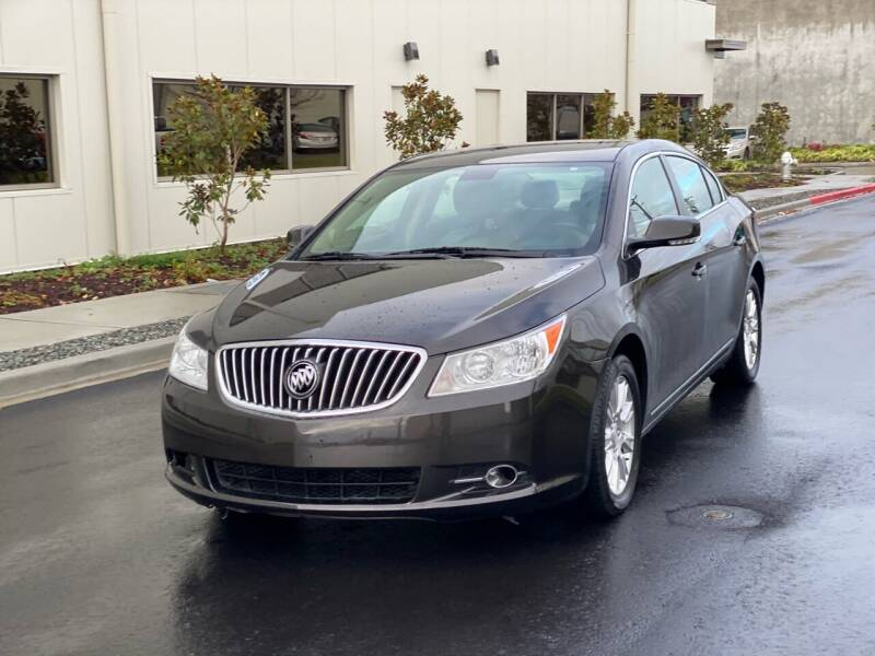 2013 Buick LaCrosse for sale at Washington Auto Sales in Tacoma WA