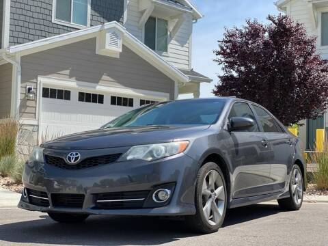 2014 Toyota Camry for sale at Avanesyan Motors in Orem UT