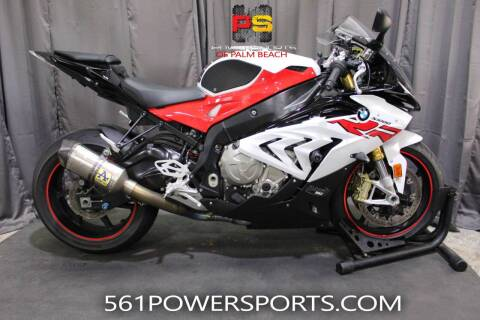 2017 BMW S 1000 RR for sale at Powersports of Palm Beach in Hollywood FL