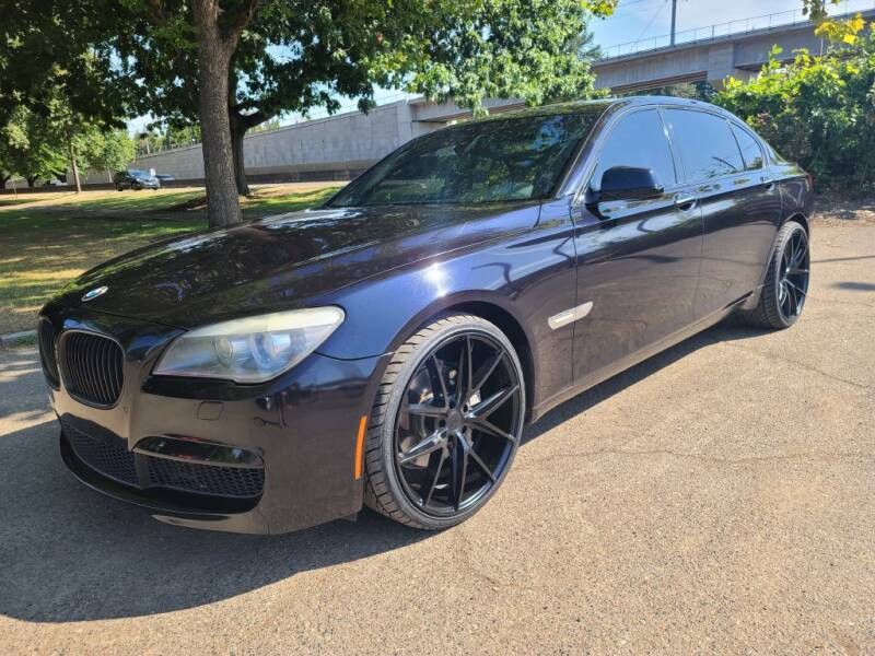 2012 BMW 7 Series for sale at EXECUTIVE AUTOSPORT in Portland OR