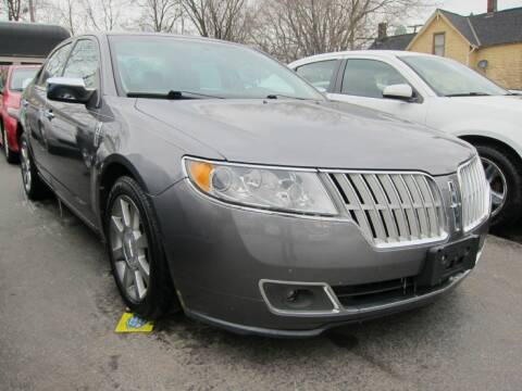 2010 Lincoln MKZ for sale at DRIVE TREND in Cleveland OH