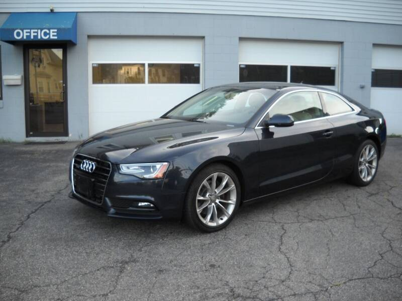 2014 Audi A5 for sale at Best Wheels Imports in Johnston RI