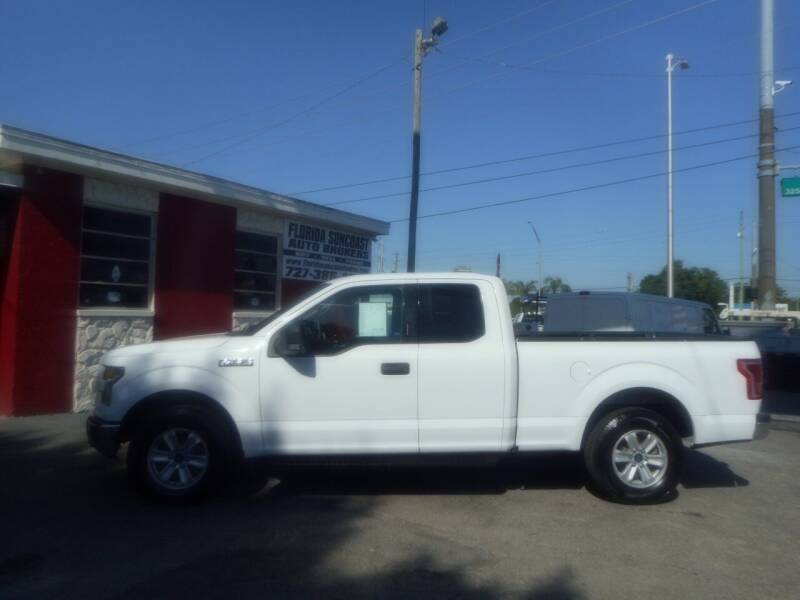 2015 Ford F-150 for sale at Florida Suncoast Auto Brokers in Palm Harbor FL