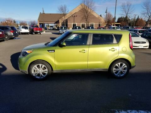 2015 Kia Soul for sale at ROSSTEN AUTO SALES in Grand Forks ND