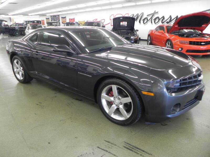 2012 Chevrolet Camaro for sale at 121 Motorsports in Mount Zion IL